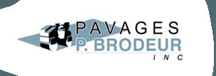 Pavage Brodeur